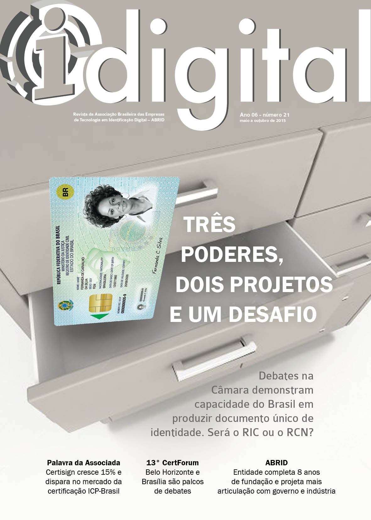 Revista Idigital 21